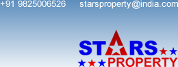 Contact details and logo of stars property